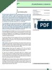 GDP & Monetary Policy