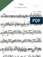 Fuga - Bach