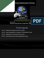 STEPin- Hyderabad Globalization Testing Demystified