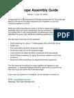 DPScope Assembly Guide V1 1