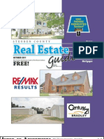 Steuben County Real Estate Guide - September 2011