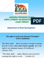 AP National Rural Employment Guarantee Scheme Under NREGA
