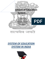 Management of Education System