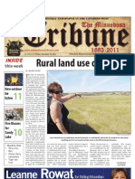 Front Page - September 23, 2011