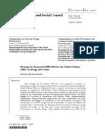 UNODC Strategy