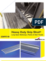 Heavy Duty Grip Strut