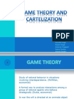 Economic Applications of Game Theory