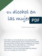 El Alcohol en Las Mujeres