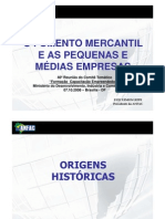 Fomento Mercantil e as PME's