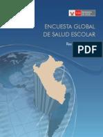 Encuesta Global Escolar Perú