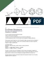 domes géodésiques