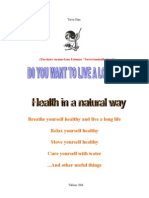 Health in a Natural Way