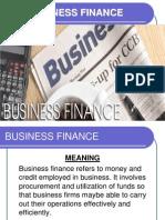 Source of Finance 8 Sept