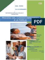 Proceso Del Cuidado Enfermero a La Familia - Facultad de Enfermeria