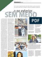 """Belta no jornal """"O Estado de Minas"""""""
