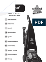 Bissell ProHeat Users Guide