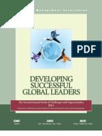 Developing Successful Global Leaders