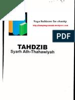 At-thohawiyah I Hal 1-48