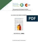 El Acohol en El Mundo Occidental