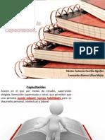 Introduccion a La Capacitacion [Cap]Bussines