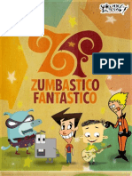 Zumbastico Fantastico Storykit Español