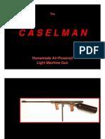 52017250 Caselman Air Powered MG Blueprints