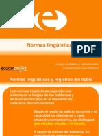 Norma lingûística 7°Básico