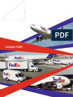 FedEx Corp Profile