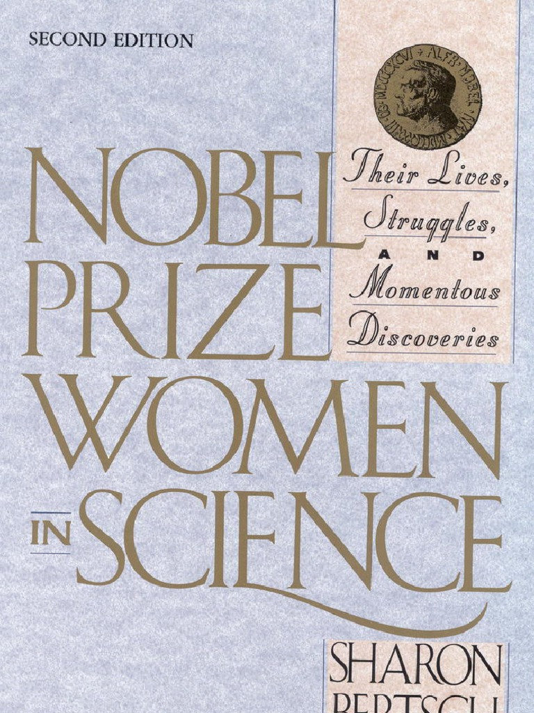 f21fdf49189d Nobel Prize Women in Science  Their Lives