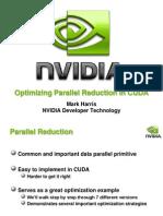Optimizing Parallel Reduction