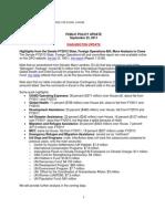 Public Policy Update 9-23-11