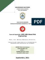 Uwe - Uml-based Web Engineering - Imprimir
