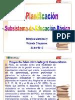 La Planificación en el Subsistema de Educación-Básica