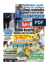 LE BUTEUR PDF du 24/09/2011