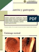 Gastritis y Gastropatia