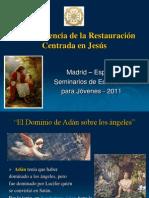7. Curso y vida de Jesucristo, las tres tentaciones y su gran significado