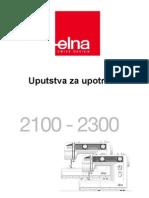 Navodila Za Uporabo 2100-2300 SRB R