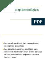 estudiosepidemiologicos