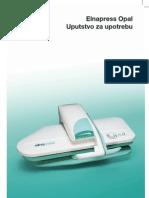 Brochure Elna 24pp Serbe