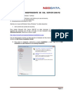 Guia de Instalacion Sql2008r2 Install