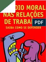 Cartilha Assedio Moral Autor Equipe Dep Mauro Passos