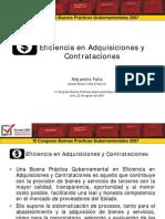 Eficiencia en Adquisiciones y Contrataciones2 - GP