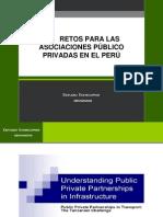 RETOS PARA LAS ASOCIACIONES PÚBLICO PRIVADAS EN EL PERÚ - IF