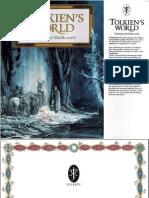 Tolkien World-Dibujos de La Tierra Media