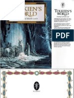 Tolkien World-Dibujos de La Tierra Media