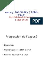 Vassily Kandinsky ( 1866-1944)2