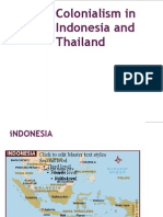 PS201.Colonialism in Indonesia and Thailand