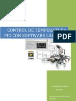 Control Pid de Temperatura Con Labview
