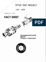 Apollo Soyuz Test Project Fact Sheet