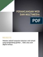 Perancangan Web Dan Multimedia